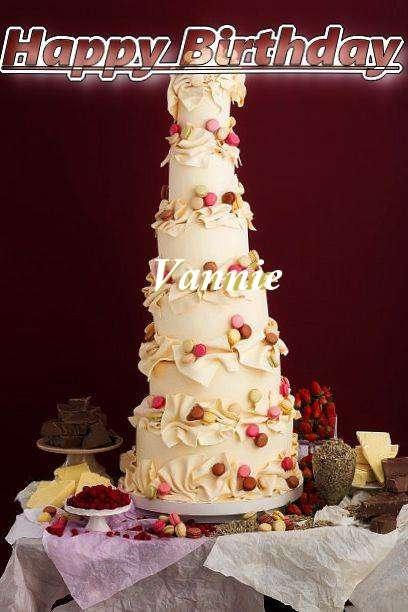 Vannie Cakes