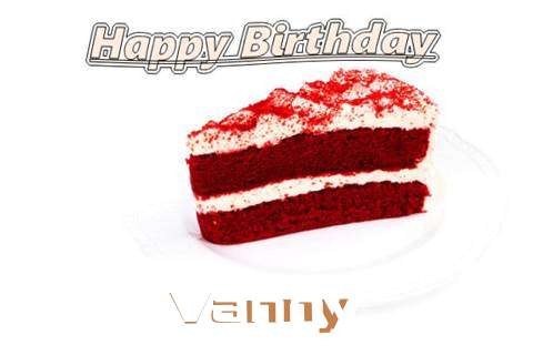 Birthday Images for Vanny