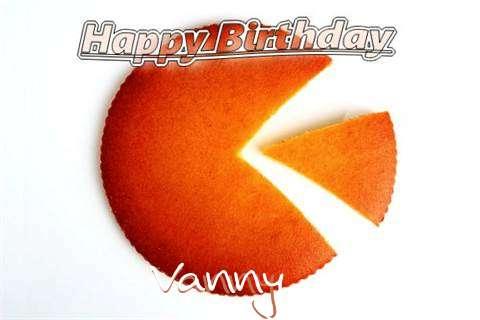 Vanny Birthday Celebration