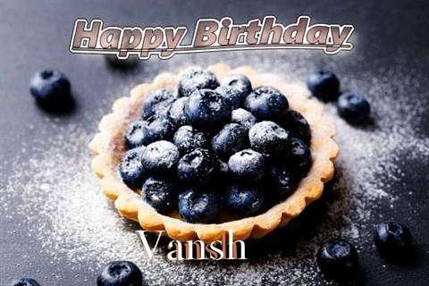 Vansh Cakes