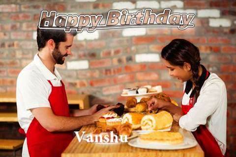 Birthday Images for Vanshu
