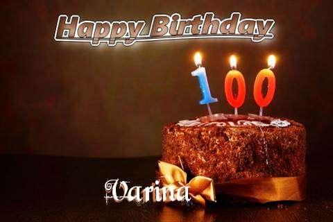 Varina Birthday Celebration