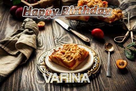 Varina Cakes