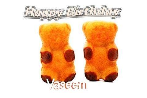 Wish Vaseem