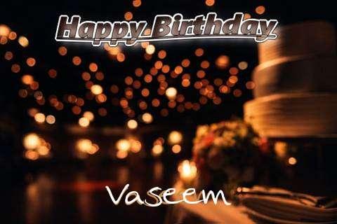 Vaseem Cakes