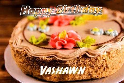Happy Birthday Vashawn