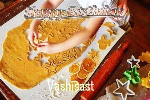 Vashisast Birthday Celebration