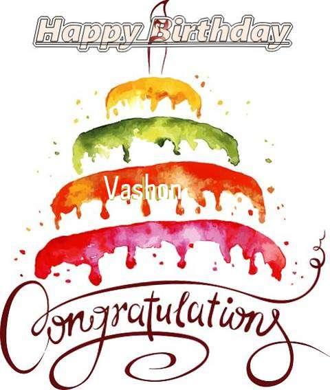 Birthday Images for Vashon