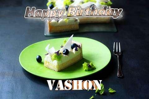Vashon Birthday Celebration