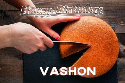 Happy Birthday to You Vashon