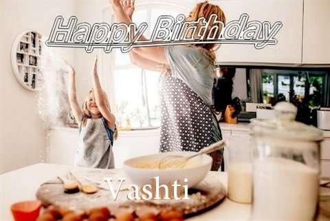 Birthday Wishes with Images of Vashti