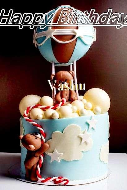 Vashu Cakes