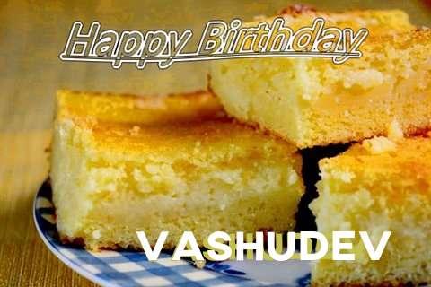 Happy Birthday Vashudev