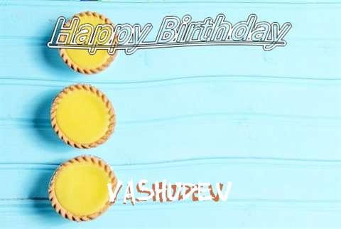 Birthday Wishes with Images of Vashudev