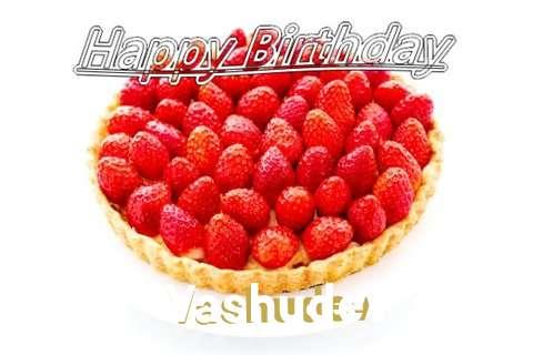 Happy Birthday Vashudev Cake Image