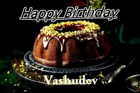 Wish Vashudev