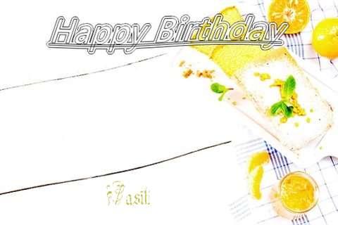 Birthday Wishes with Images of Vasili