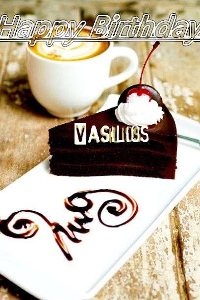 Vasilios Birthday Celebration