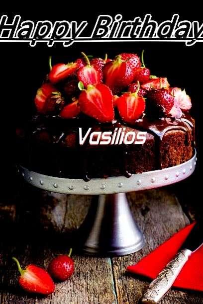 Happy Birthday to You Vasilios