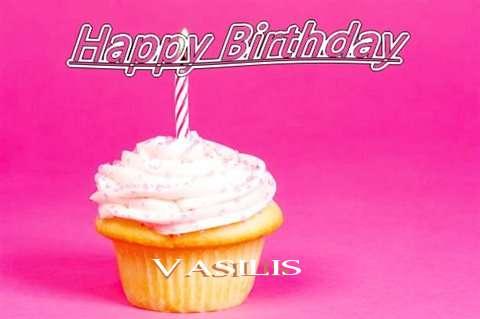 Birthday Images for Vasilis