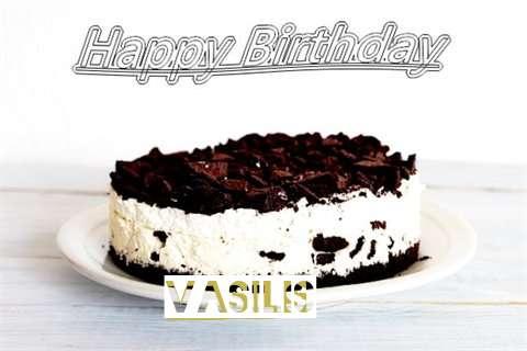 Wish Vasilis