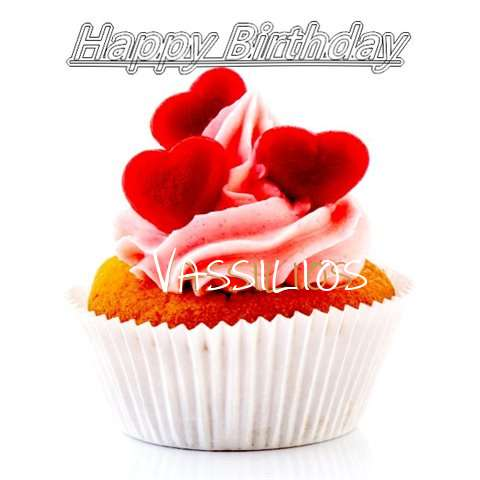 Happy Birthday Vassilios