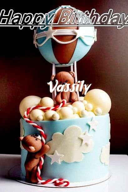 Vassily Cakes