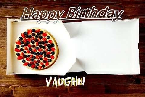 Happy Birthday Vaughn