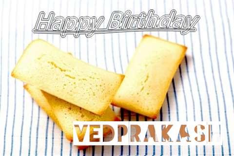 Vedprakash Birthday Celebration