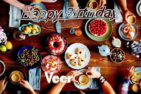 Happy Birthday to You Veer