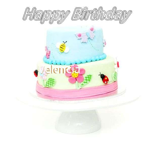 Birthday Images for Velencia