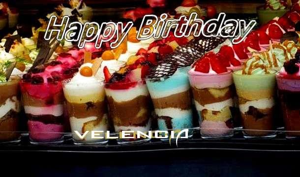 Velencia Birthday Celebration