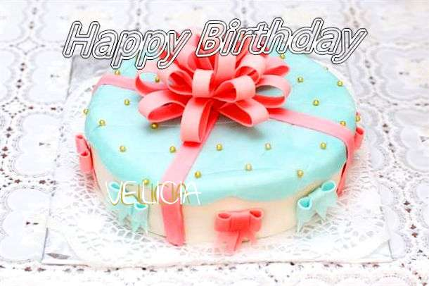 Happy Birthday Wishes for Velicia