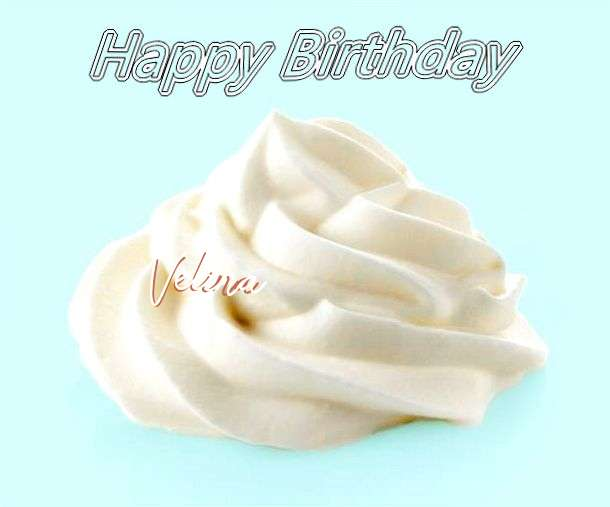 Happy Birthday Velina