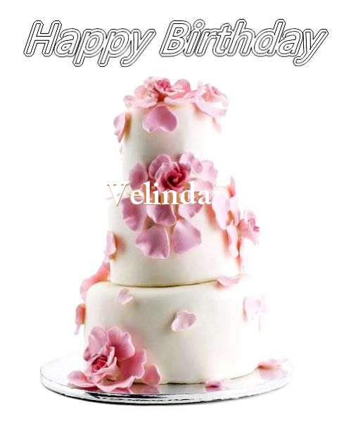 Birthday Wishes with Images of Velinda