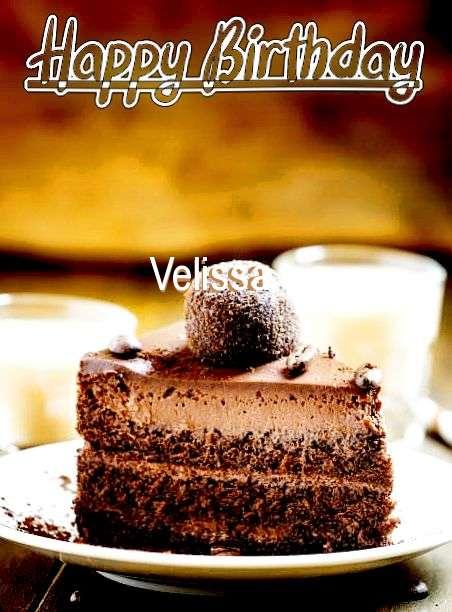 Happy Birthday Velissa