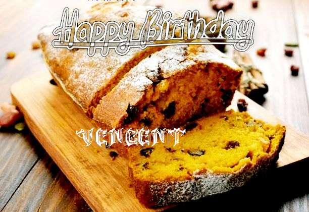 Vencent Birthday Celebration