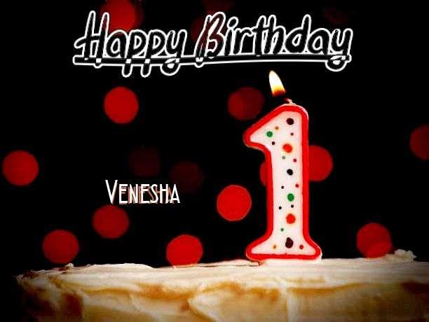 Happy Birthday to You Venesha