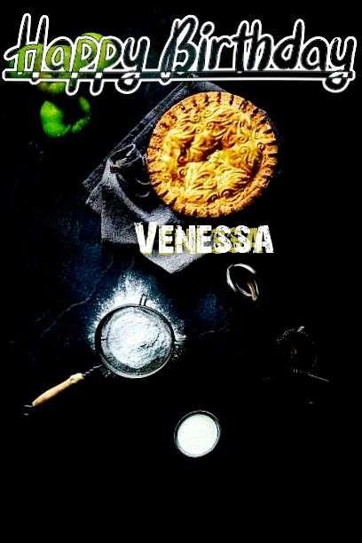 Happy Birthday Venessa