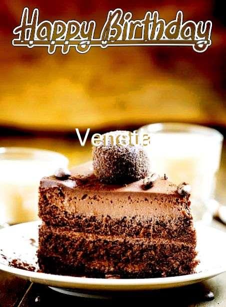 Happy Birthday Venetia