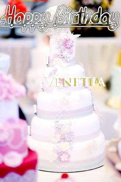 Birthday Images for Venetia