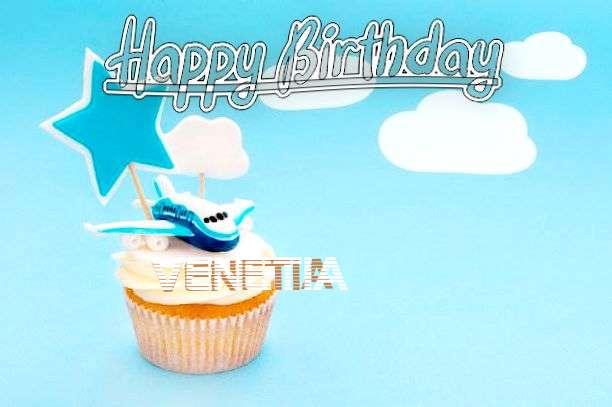 Happy Birthday to You Venetia