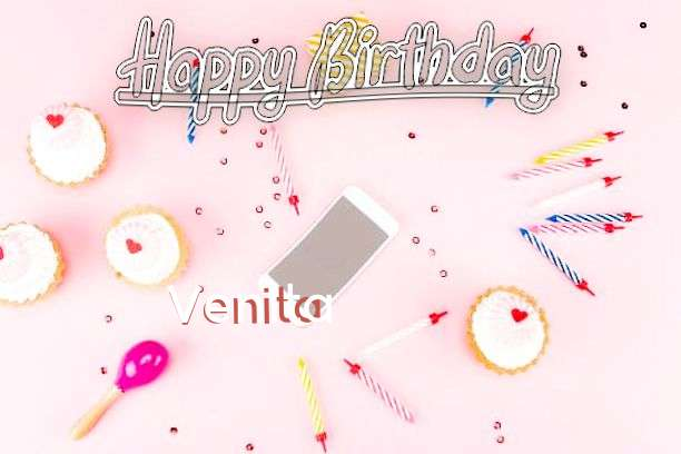 Happy Birthday Venita