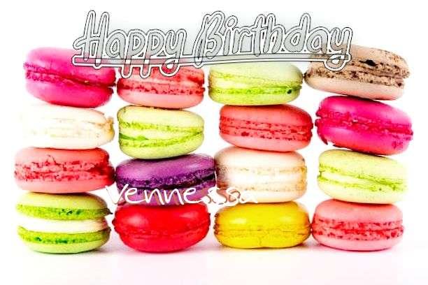 Happy Birthday to You Vennessa