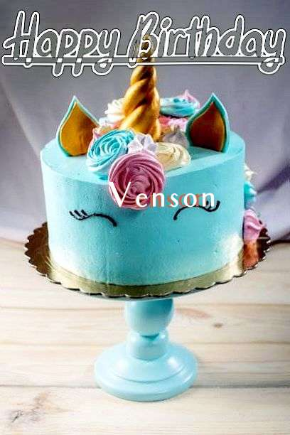 Venson Cakes