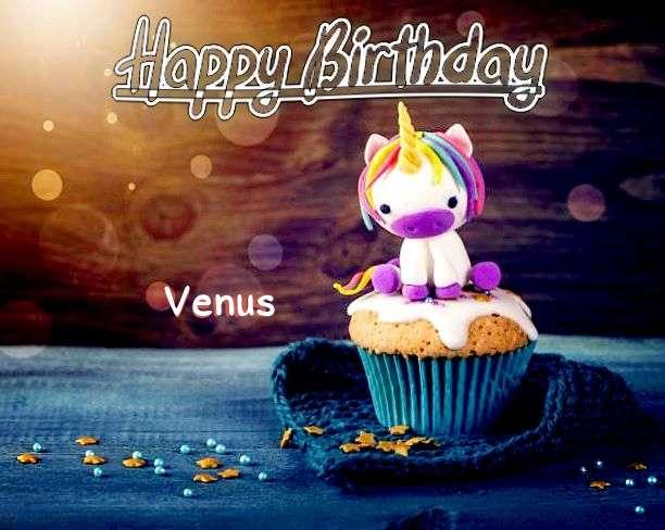 Happy Birthday Wishes for Venus