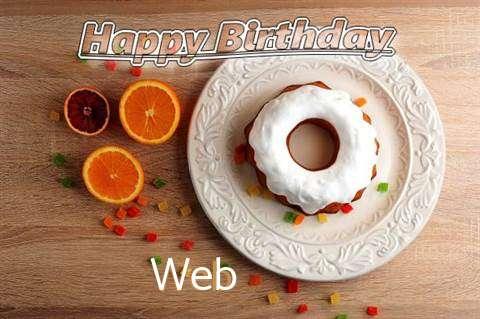 Web Cakes