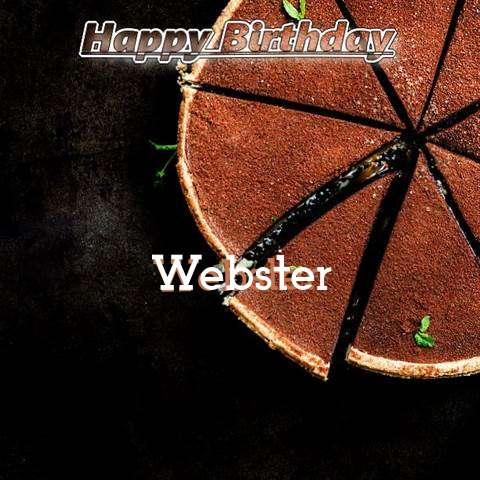 Birthday Images for Webster