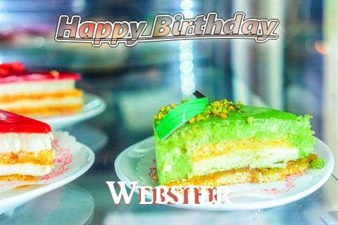 Webster Birthday Celebration