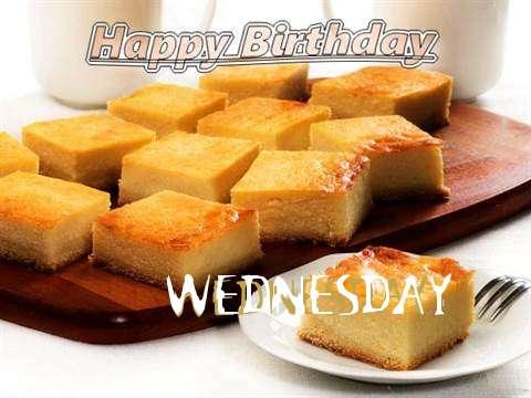 Happy Birthday to You Wednesday